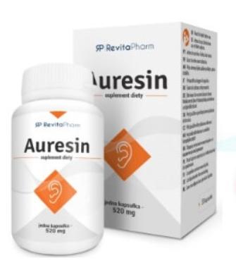 Auresin - gdzie kupić - producent - forum