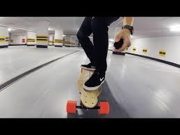 Longboard elektryczny