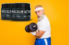 Musculin active - sklep - opinie -  Cena