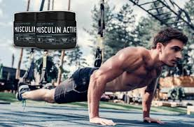 Musculin active - skład - Forum - Apteka