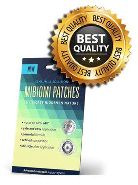 Mibiomi Patches - skład
