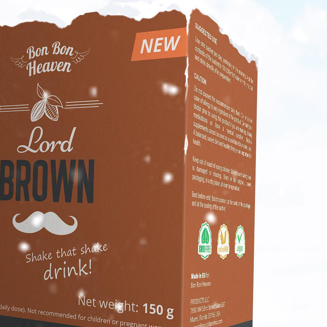 Lord Brown - stosowanie