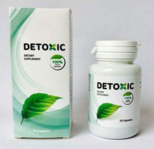 Detoxic - forum - producent - cena