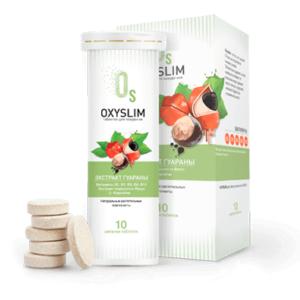 Oxy slim - skład