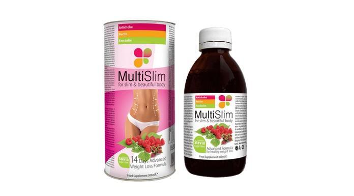MultiSlim - efekty