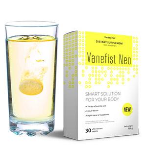 Vanefist neo - Francja – składniki - oficjalna strona