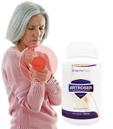 Artroser - skład - efekty