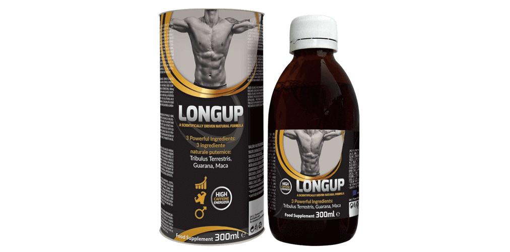 longup - skład - efekt