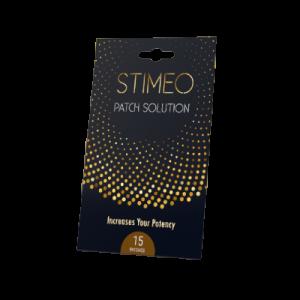 stimeopatches - skład - efekt