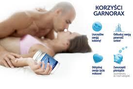 garnorax - skład - efekt