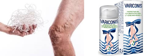Variconis - skład - efekty