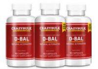 CrazyBulk - dla masy mięśniowej - czy warto - skład - producent