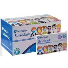 Coronavirus SafeMask - maska ochronna - jak stosować - allegro - producent