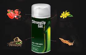 Strongup gel - efekty - opinie - ceneo