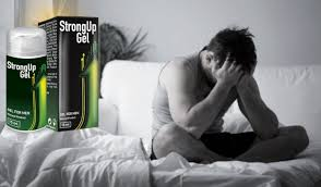 Strongup gel - cena - apteka - jak stosować