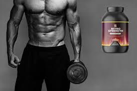 Nitro Strength - muscle supplement – forum – jak stosować – apteka
