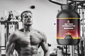 Nitro Strength - dla masy mięśniowej – gdzie kupić – opinie – skład