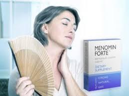 Menomin Forte - pomoc przy menopauzie – efekty – cena - apteka