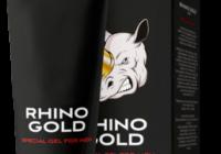 Rhino Gold Gel - na potencję - opinie - forum - skład