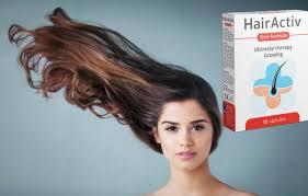 HairActiv - na porost włosów – opinie – skład
