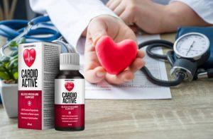 CardioActive – na nadciśninie - apteka – allegro – opinie