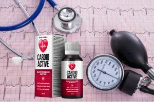 CardioActive – na nadciśninie - forum – cena – ceneo
