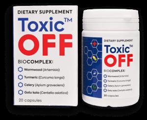 Toxic Off - przeciw pasożytom – opinie – skład – gdzie kupić
