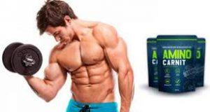 Aminocarnit - na wzrost mięśni – cena – czy warto – skład
