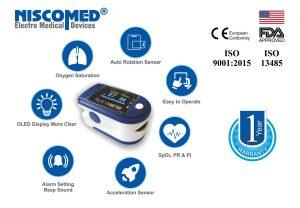 Pulse Oximeter – pulsoksymetr - czy warto – działanie – opinie