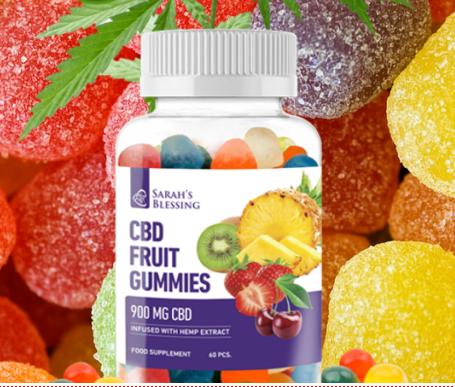 Sarah's blessing cbd fruit gummies - opinie - forum - skład