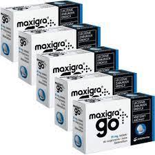 Maxigra Go - co to jest - jak stosować - dawkowanie - skład