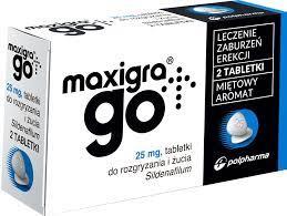 Maxigra Go - gdzie kupić - apteka - na Allegro - strona producenta - na ceneo?