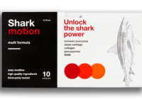 Shark Motion - co to jest - jak stosować - dawkowanie - skład