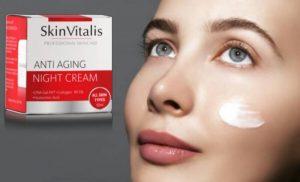 SkinVitalis - co to jest - jak stosować - dawkowanie - skład