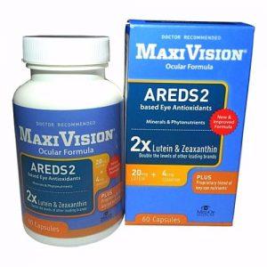 Maxivision - co to jest - jak stosować - dawkowanie - skład